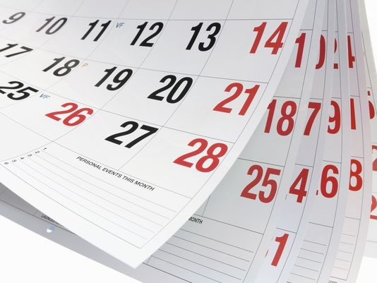 Image result for free picture of a calendar